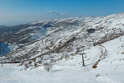 Mount-Hermon-with-snow,-tb020506136-bibleplaces