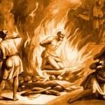 პოლიკარპეს – იოანეს მოწაფის წამება რომში
